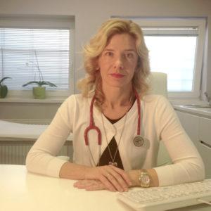 Iva Palčić, dr.med specijalist pedijatar