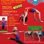 gimnastički klub trešnjevka - oglasna ploča