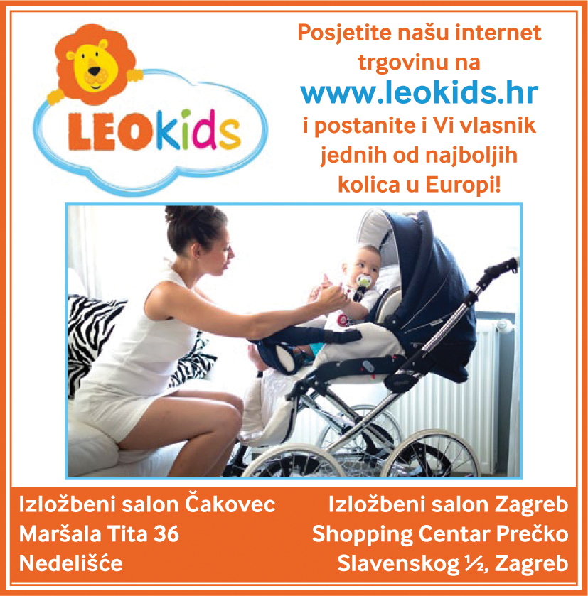leo kids - oglasna ploča