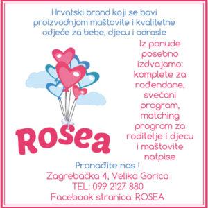 rosea - oglasna ploča
