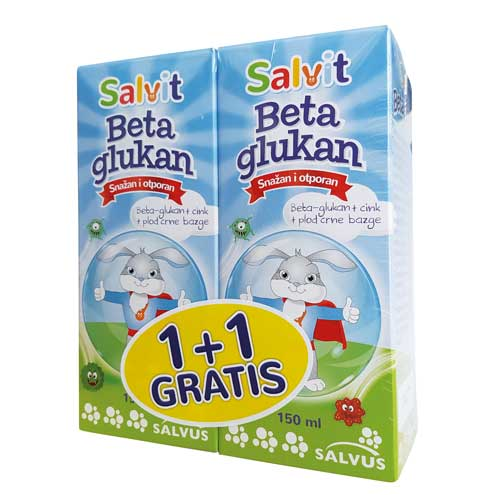 salvit beta glukan