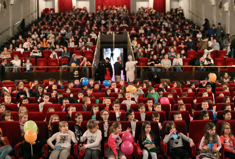 Međunarodni filmski festival az djecu