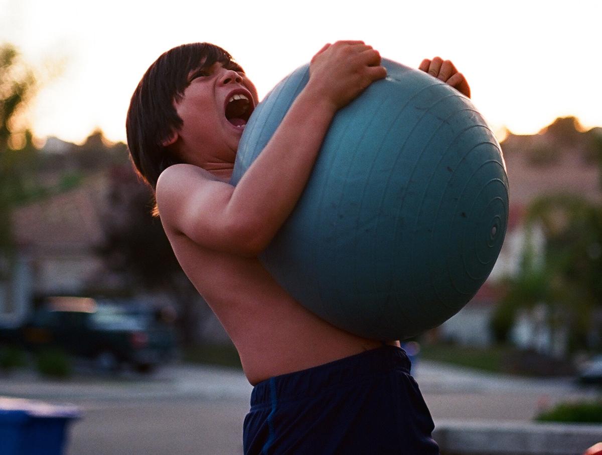Izljevi emocija kod djece